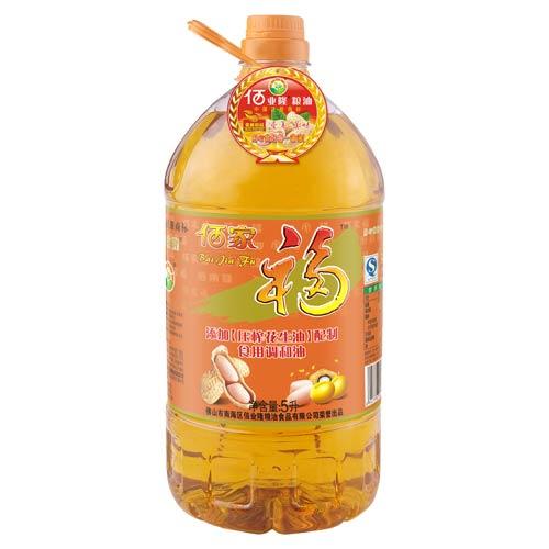 佰家福5升圆瓶